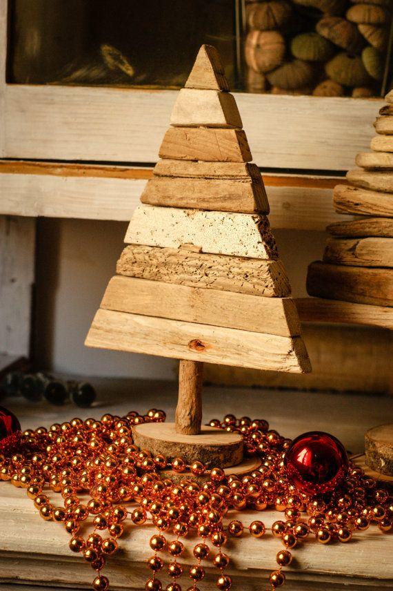 Driftwood Christmas Tree Christmas Decoration Por