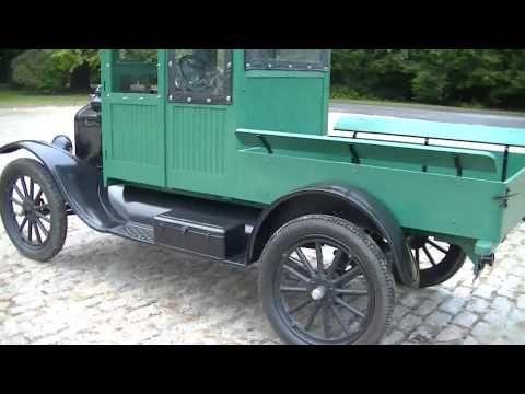 1916 Model T Pickup Youtube Model T Ford Models Pickup