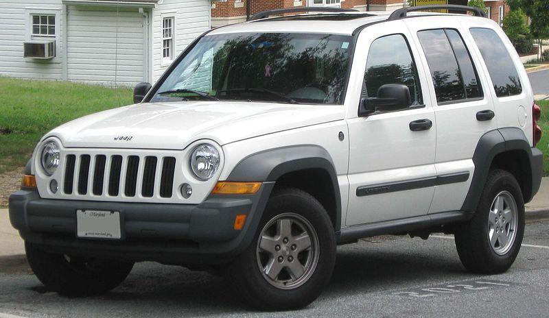2005 Jeep Liberty Things I love 2005 jeep liberty