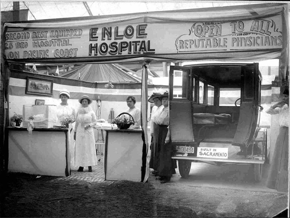 Enloe Hospital, Chico, California Butte county