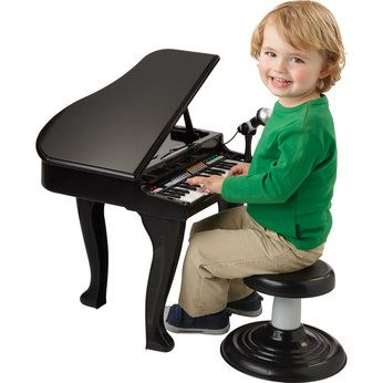 Bruin Grand Piano With Stool Toys R Us Britain S