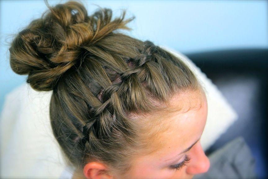 Magnificent 1000 Images About Hair On Pinterest Gymnastics Hairstyles Short Hairstyles Gunalazisus