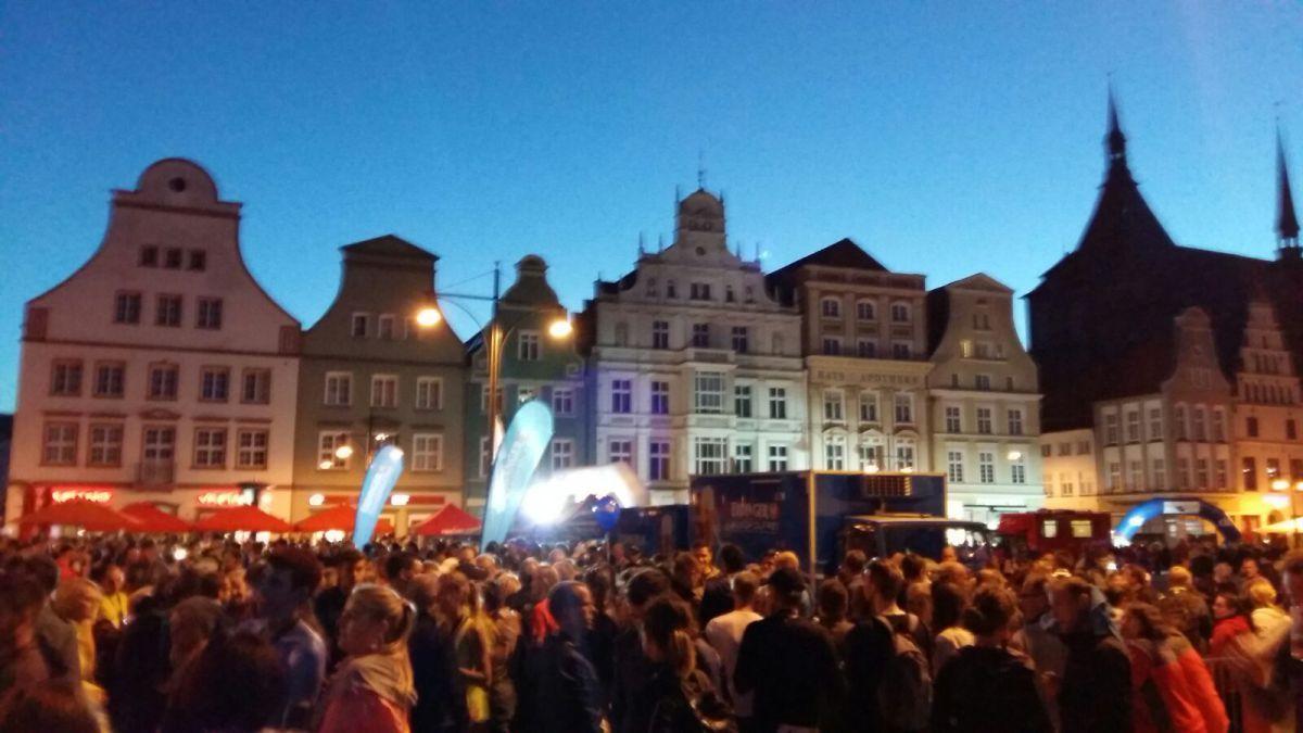 Hella Marathon Nacht Rostock 2016 Rostock Europa League Marathon
