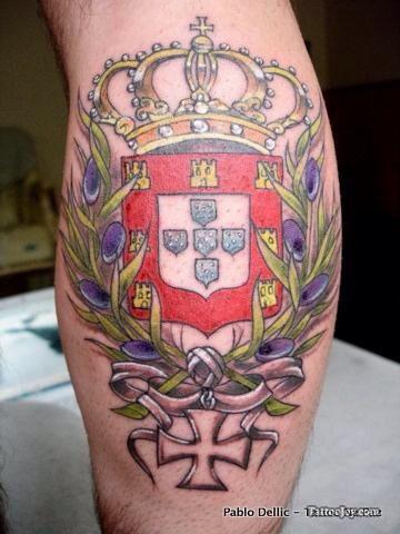 Portuguese Cross Tattoos Portuguese Tattoo David Tattoo