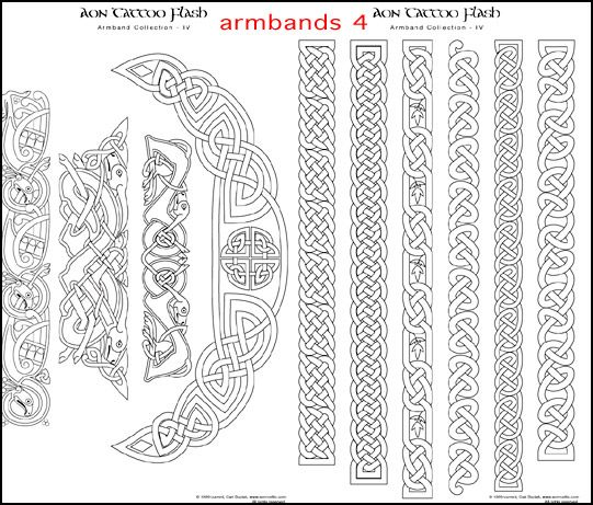 Viking Armband Tattoo Designs: == Aon Celtic Art == (With Images)