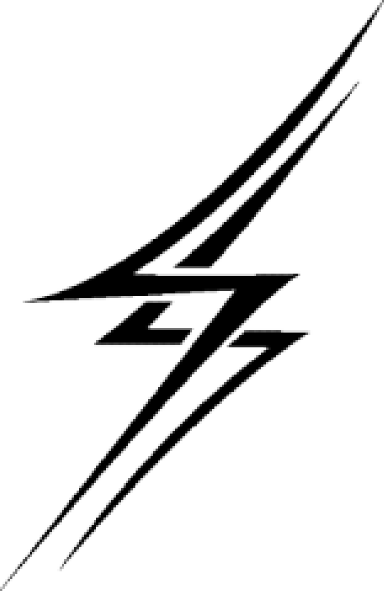 pics for gt lightning bolt tattoo drawing