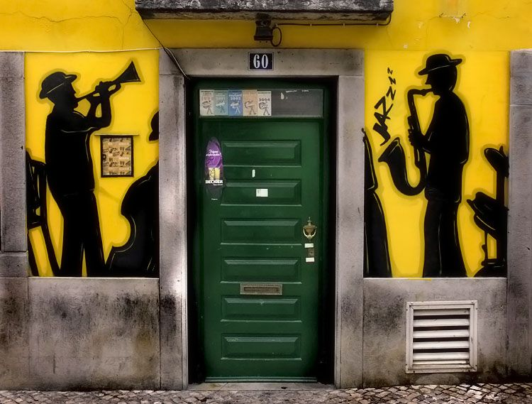Bairro Alto - Lisboa - Portugal