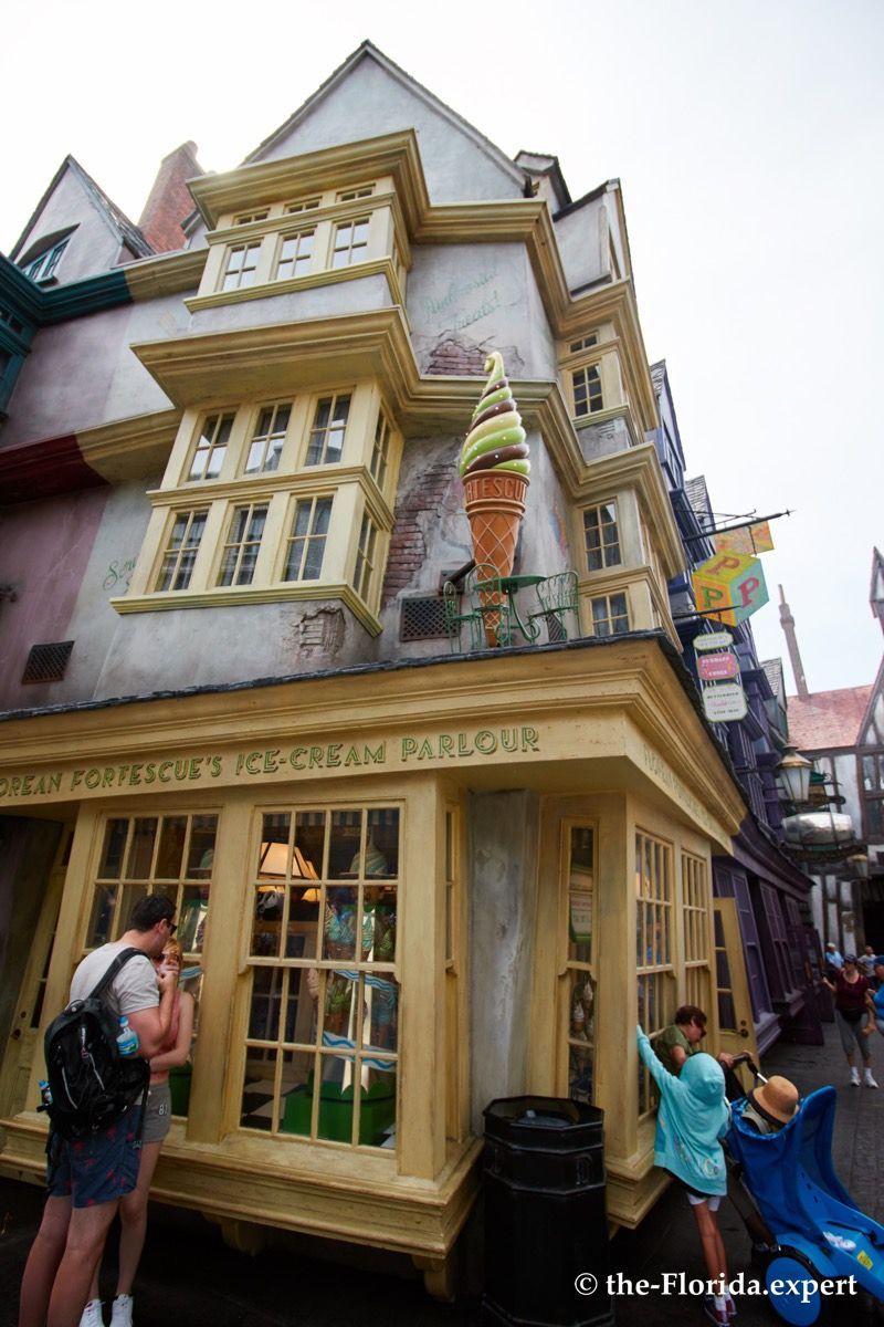The Wizarding World of Harry Potter Diagon Alley 0915