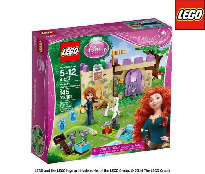 Lego Disney Princess Górskie Gry Meridy Klocki Lego Satysfakcja