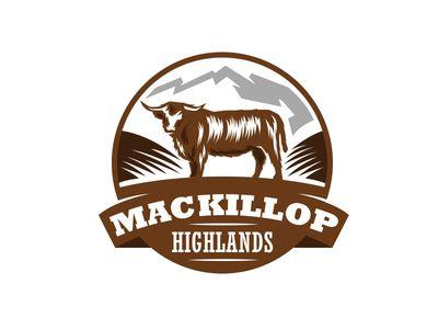 Mackillop by James Lively #emblem #badge #logo #design #inspiration