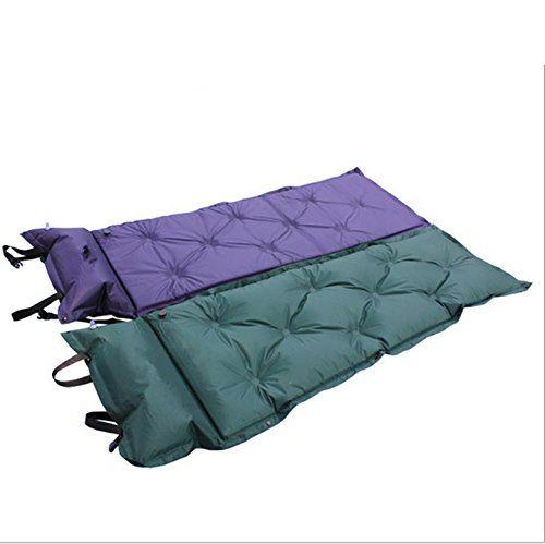 3cm Outdoor Automatic Inflatable Picnic Camping Mat Air Bed Sleeping Matress Pad