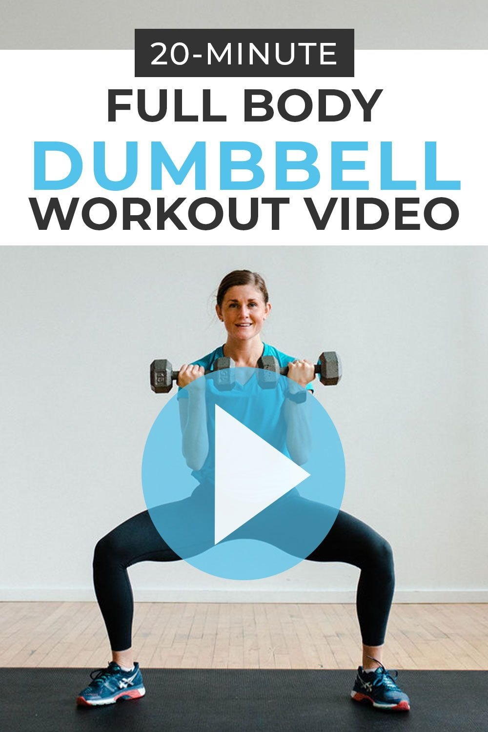 20-Minute Full Body HIIT Workout for Women | Nourish Move Love
