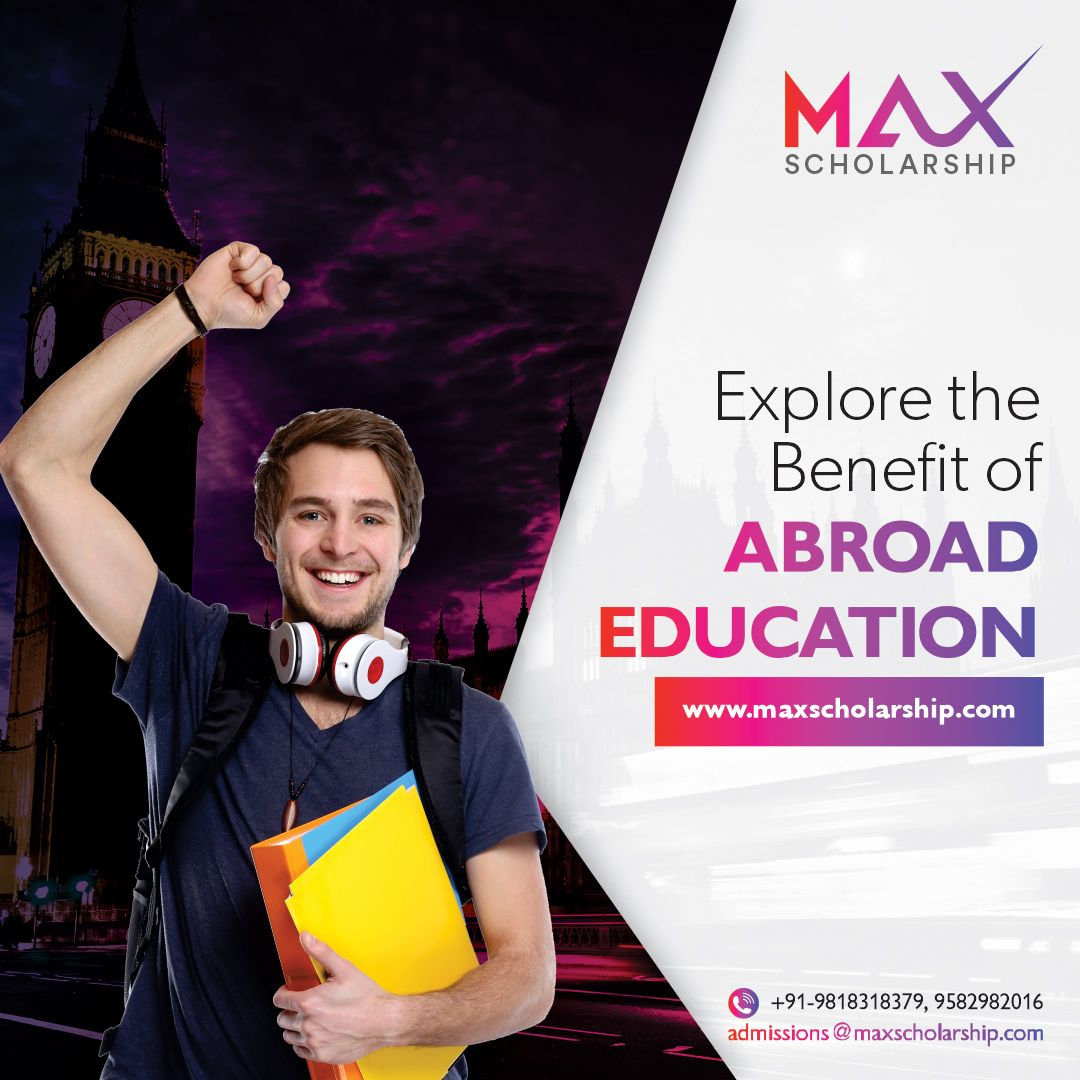 Going abroad for higher education can be hugely beneficial