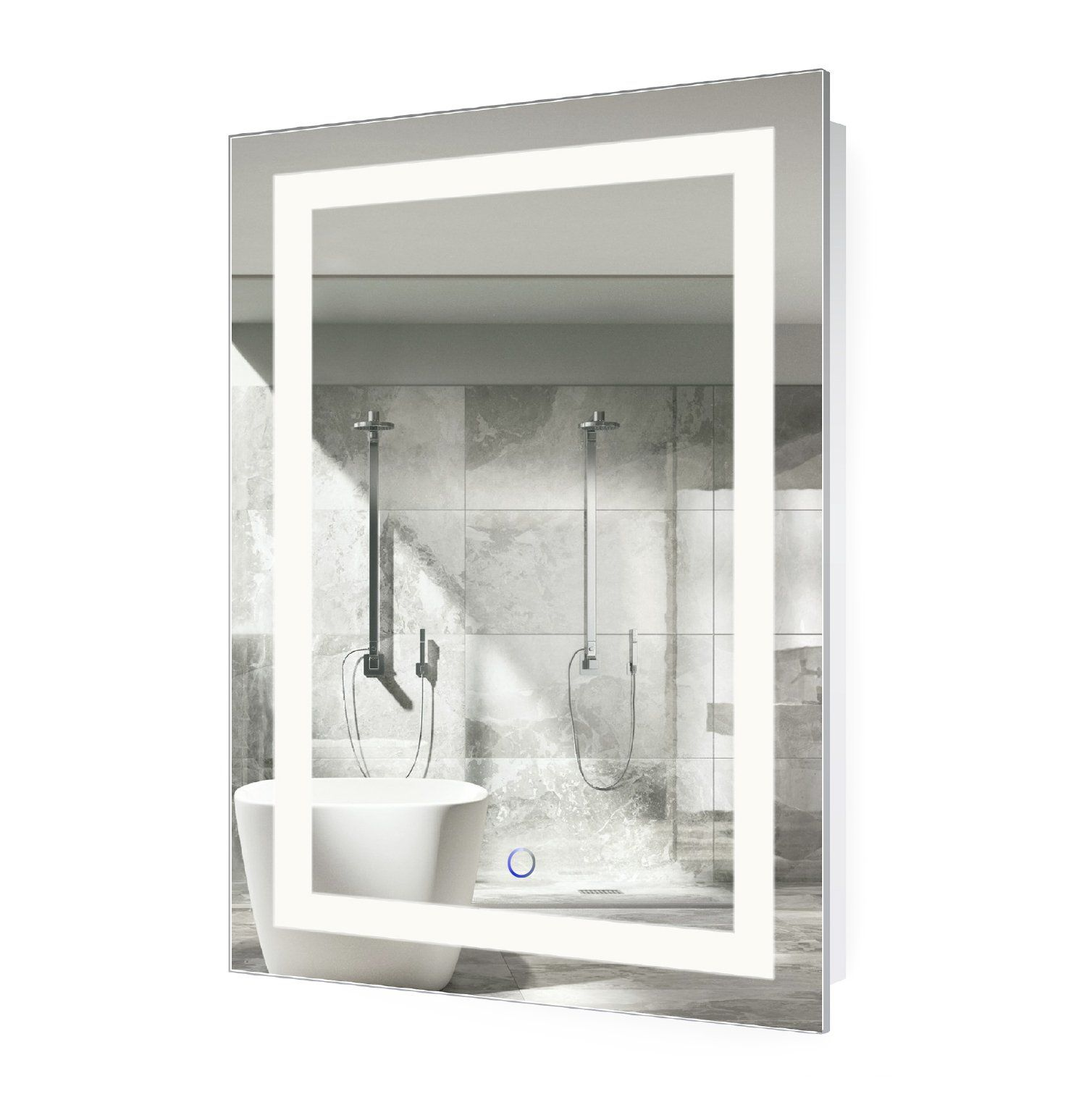 72 inch wall mirror krugg large 72 inch 30 led bathroom mirror lighted vanity includes