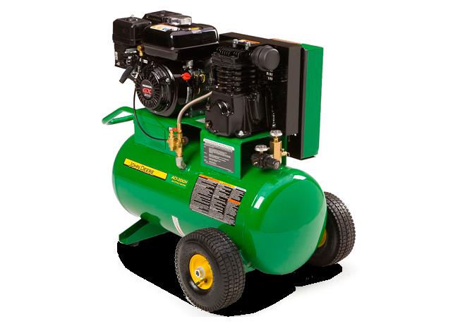 AC120GH Portable, Gasoline Air Compressor Air