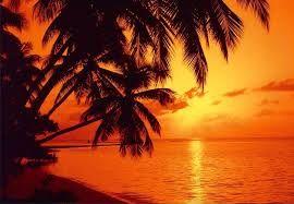 Sonnenuntergang am Meer  Mach  #Urlaub am Meer und erlebe dein persönlichen Sonnenuntergang
