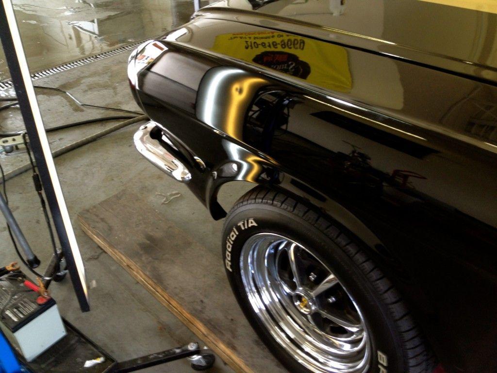 Mustang PDR Before Home appliances, Repair, Dent repair