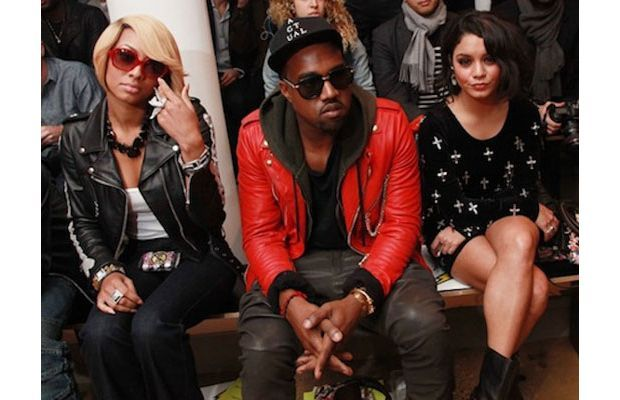 Kanye West S 100 Best Outfits Red Leather Jacket Leather Jacket Cool Outfits