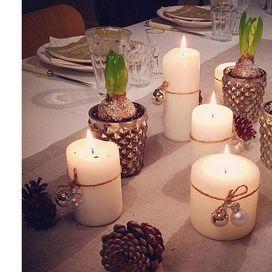 COMPOSIZIONI FLOREALIIl giacinto è un fiore perfetto per decorare casa durante l