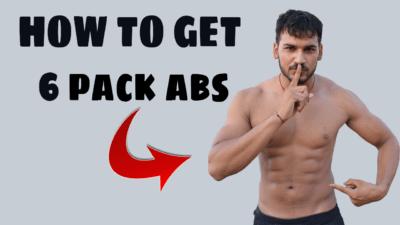 How To Get 6 Pack In Just 1 Week Quick List Weekly Workout Get A Six Pack 6 Pack Abs