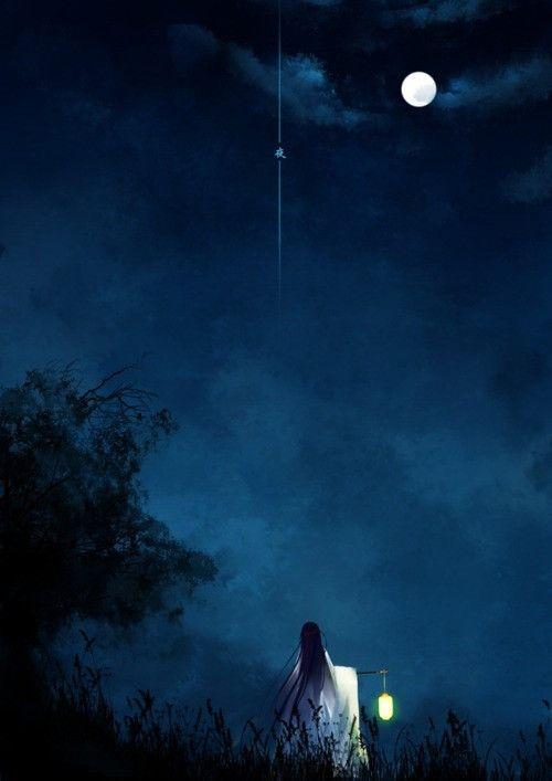 夜 Night by 夏洛克 HERE