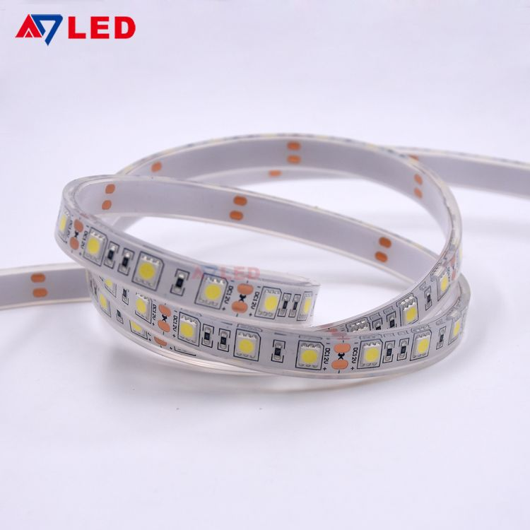 Cool White Led Strip 12v Led Strip Light Silicon Led Strip Milky Silicone Tube Led Strip Led Strip Lighting Waterproof Led Lights Strip Lighting