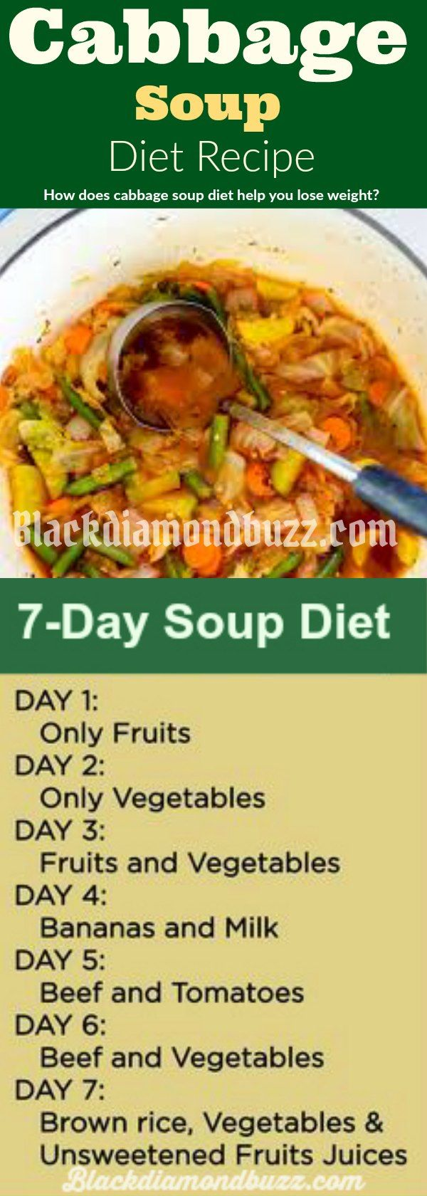Pin On Diet Soup