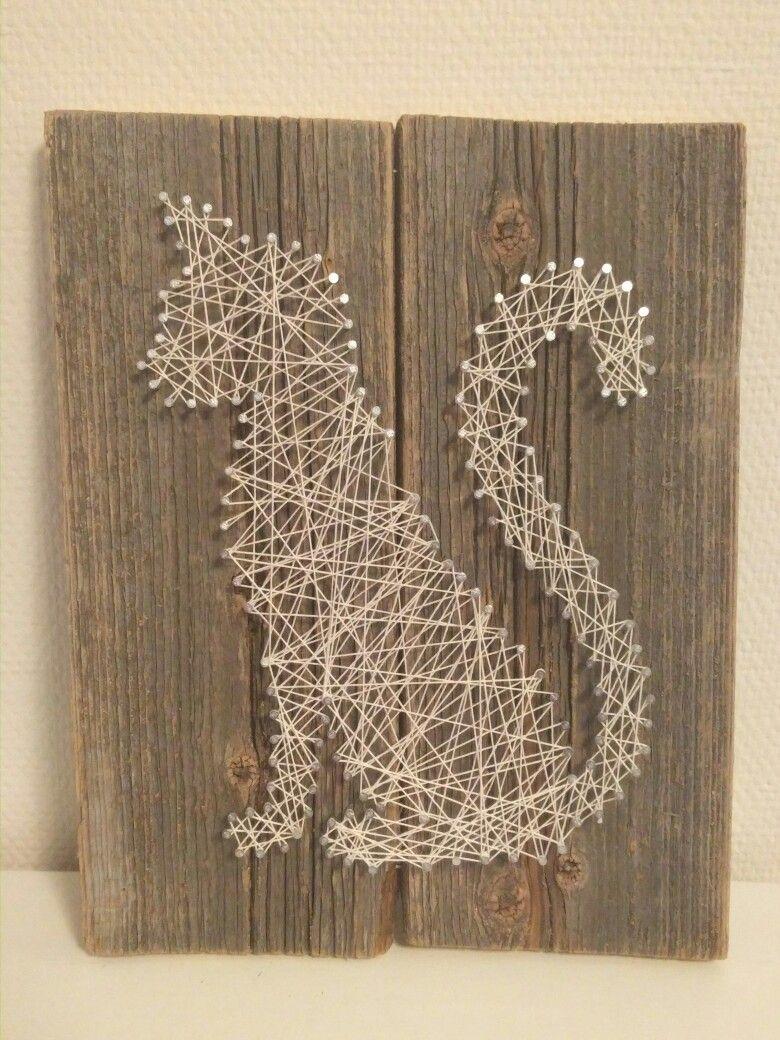 Pin On Nail String Art
