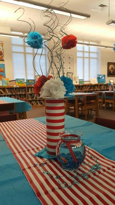 Teacher appreciation luncheon centerpiece … pinteres…