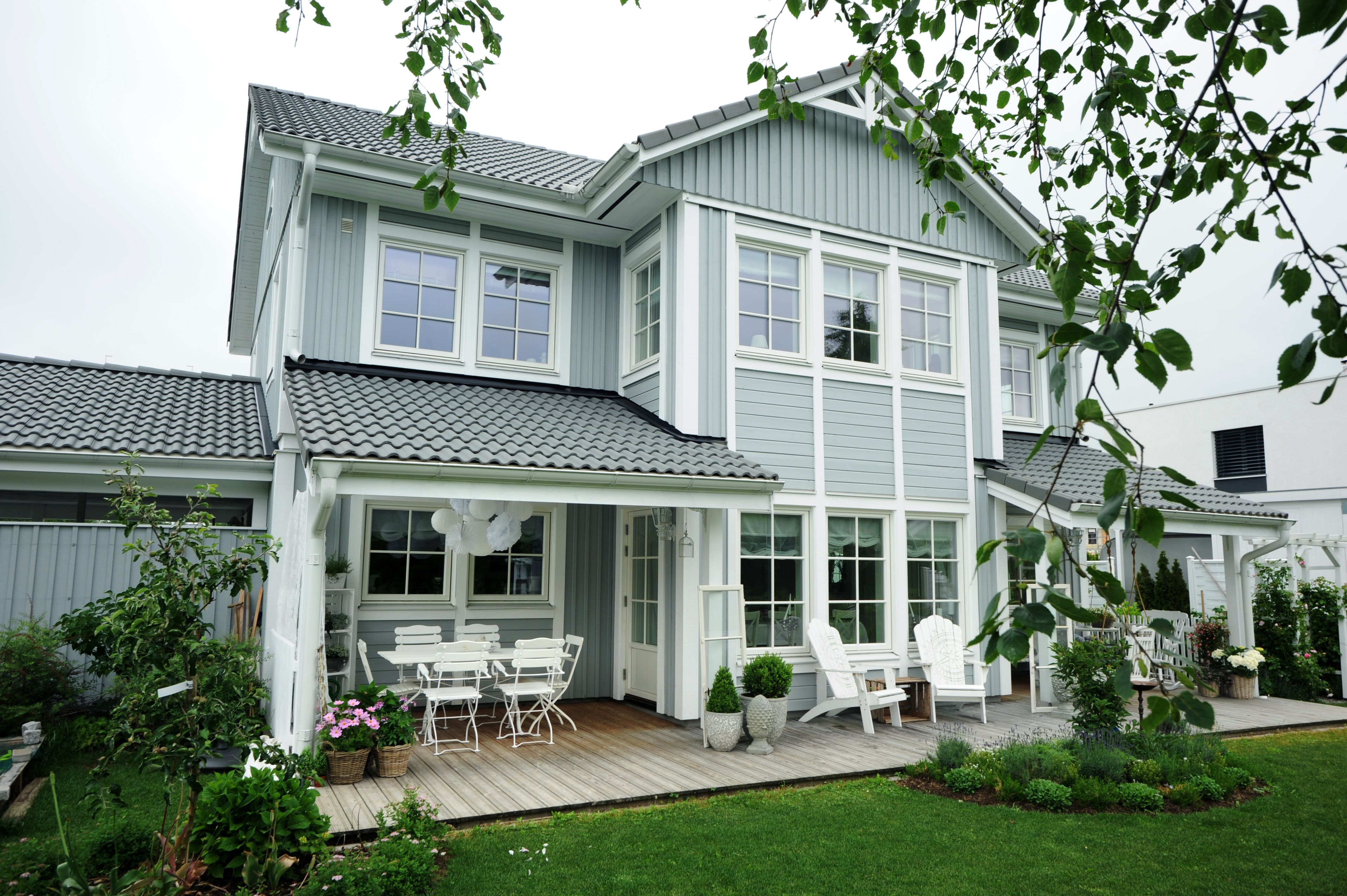 Pin von timberhaus auf timberhaus haus haus ideen und schwedisches haus - Skandinavisches gartenhaus ...