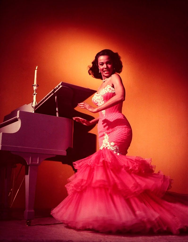 She was known for her sexy hip-hugging styles and her clients included  Dorothy Dandridge, Marian Anderson, Ella Fitzgerald and Gladys Knight, ...