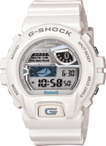 Mens Casio G-Shock Bluetooth Smart Watch GB6900AA-7 $399.99