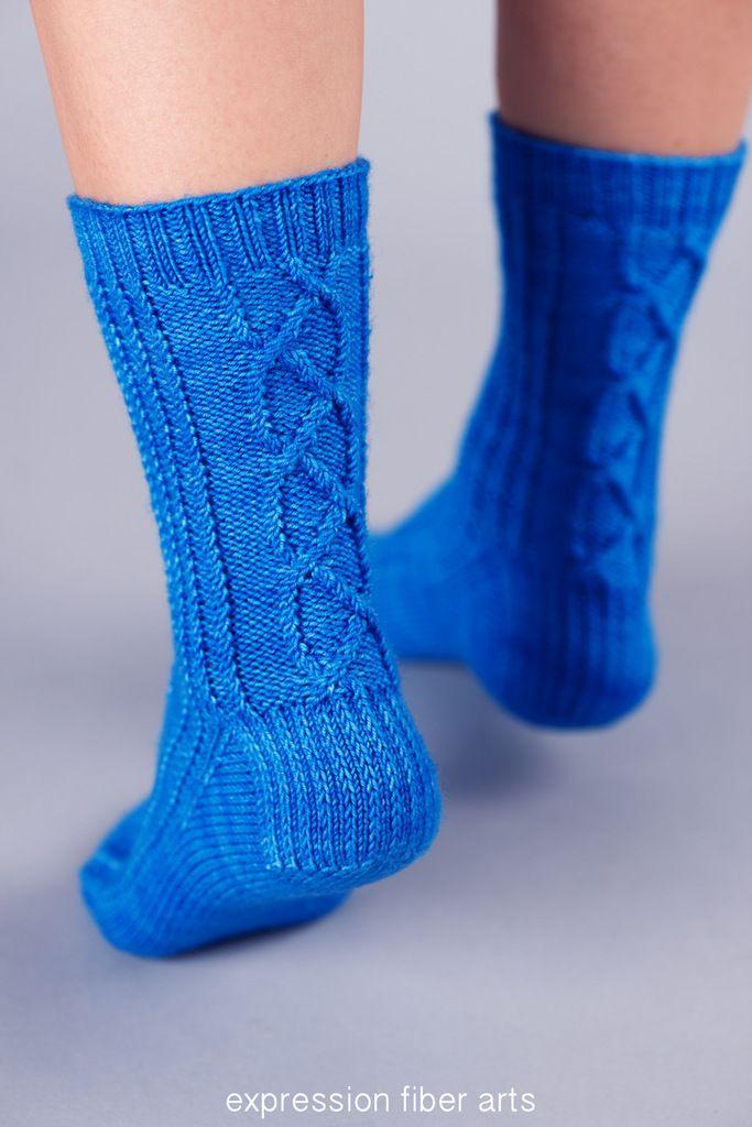 Laramie Knitted Sock Pattern Knit Sock Pattern Knit Socks And Socks