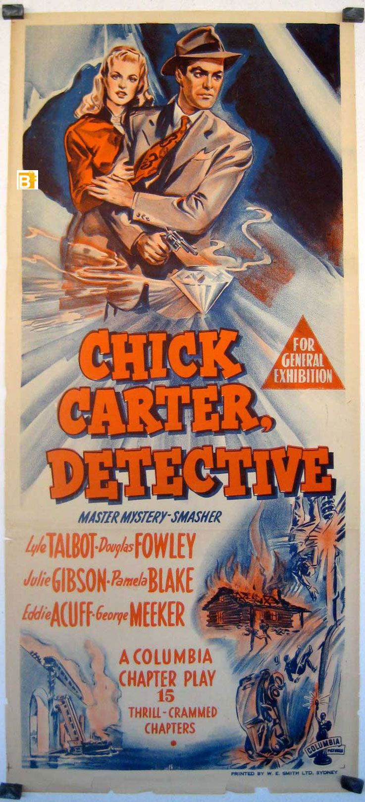 Download Chick Carter, Detective Full-Movie Free