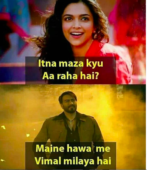 Bollywood Comedy......