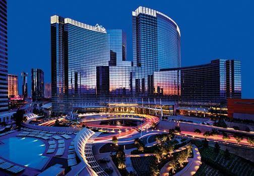 The Aria Las Vegas With Images Las Vegas Hotels Las Vegas