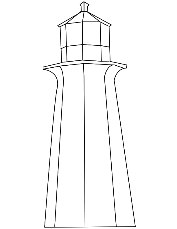 Lighthouse keepers lunch coloring book pages ~ The Lighthouse Keeper's Lunch   printables   Lighthouse ...