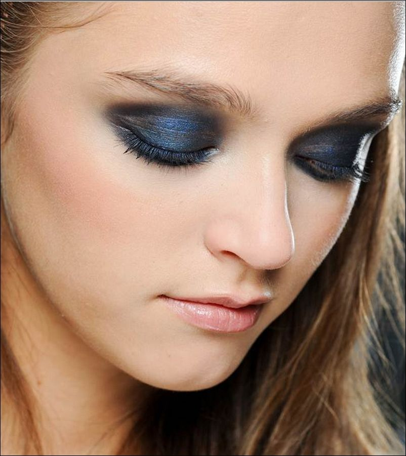 It will look as amazing as a wing eyeliner.