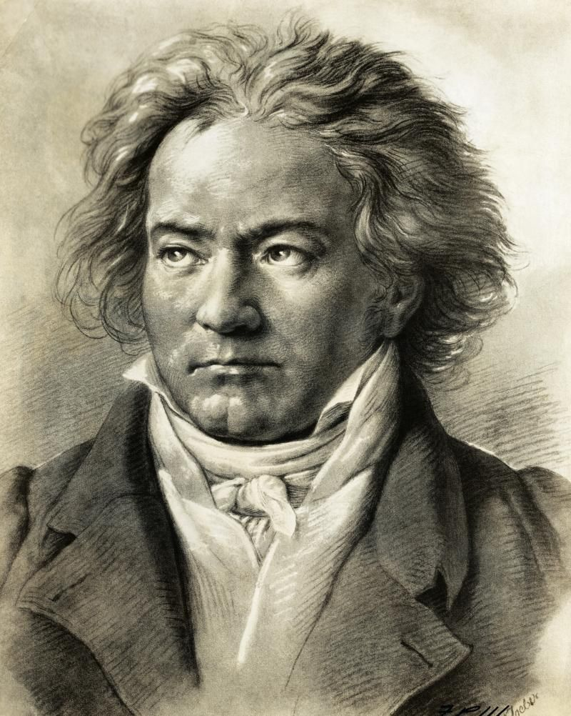 Ludwig van Beethoven - Tattoo | Music: Great Musicians - Ludwig ...