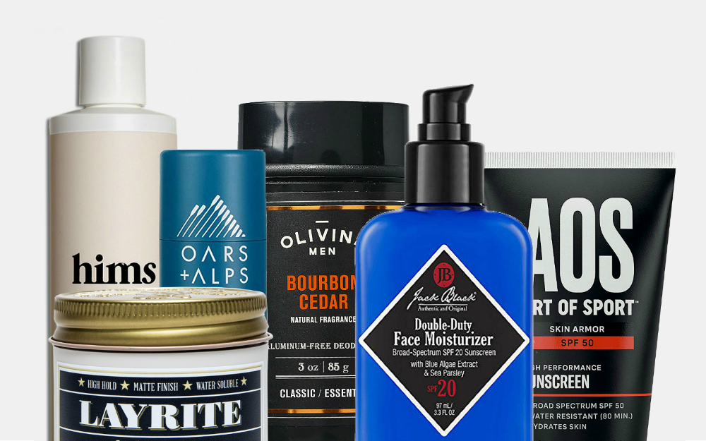 The 25 Best Men S Grooming Products In 2020 Male Grooming Men S Grooming Best Face Products