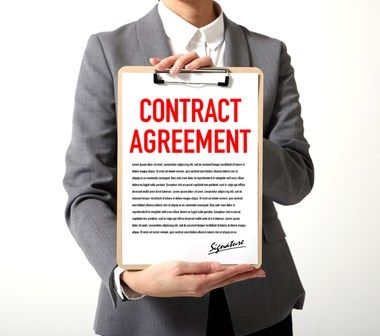 Made an agreement with someone and you want to rely on it later - writing contract agreements