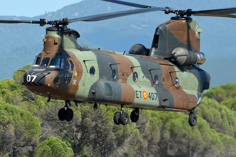 CH-47 Chinook FAMET