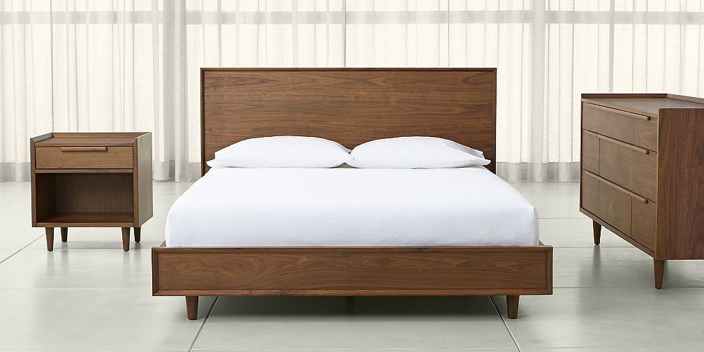 Tate Wood Collection Mid Century Dream Pinterest Bedroom