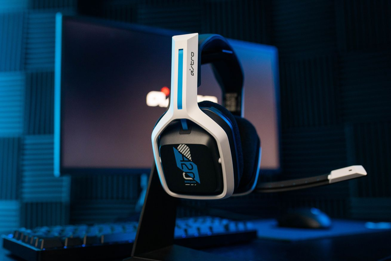 Astros New A20 Gen 2 Is Its First Headset Made For The Ps5 And Xbox Series