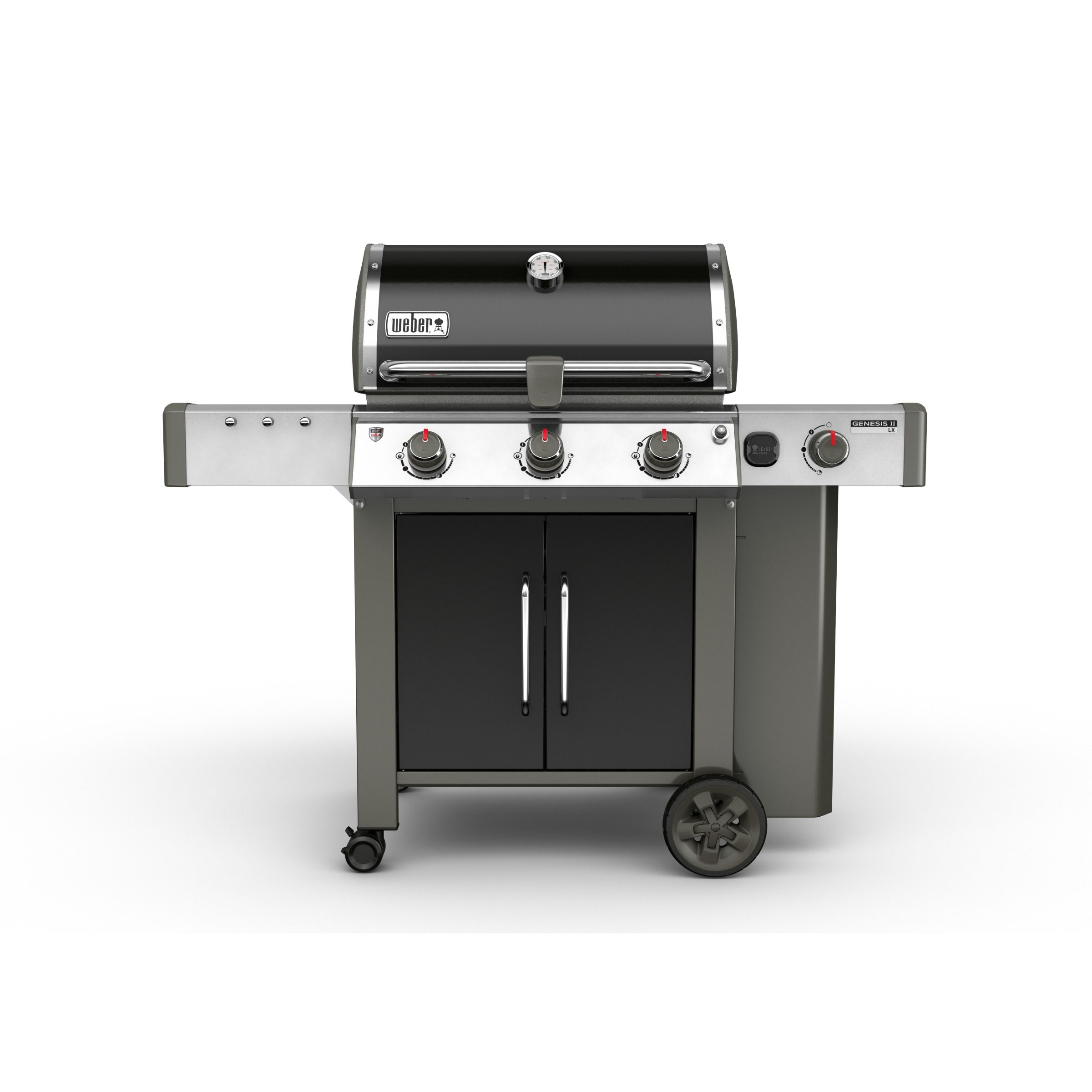 Karwei Barbecue Weber Genesis E 340 Lx Premium Black In 2019 Products Grilling