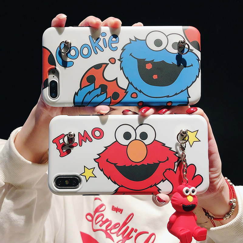 Angry Cake iPhone 11 case