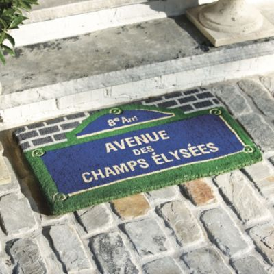 Champs Elysees Coir Matt--- the shopper in me adores this