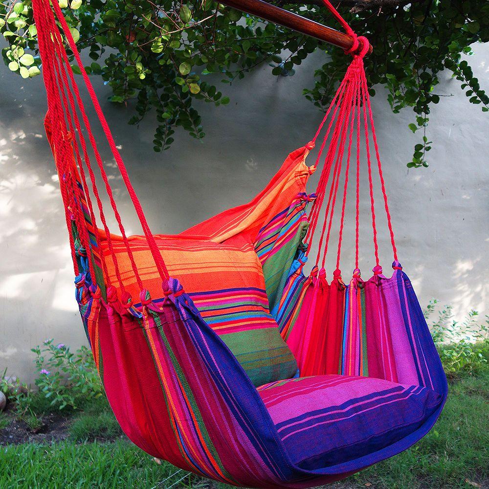 Hammock chair hammock hanging chair hanging swing hanging seat niko