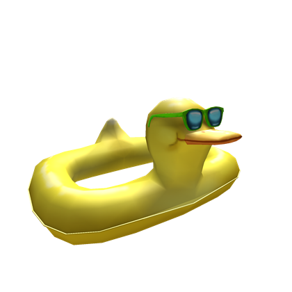 Cool Duck Float Roblox Roblox Duck Float Cool Avatars