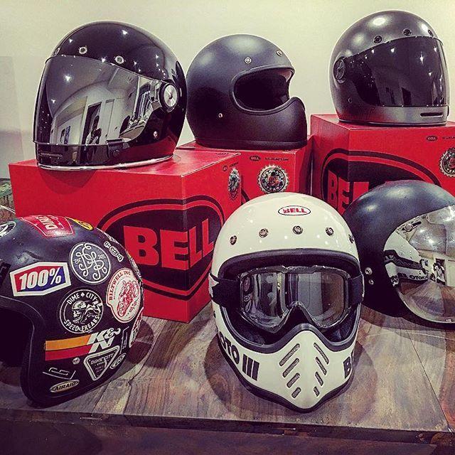Bell Bullitt Motorcycle Helmet Review Vintage Helmet Motorcycle Helmets Biker Helmets